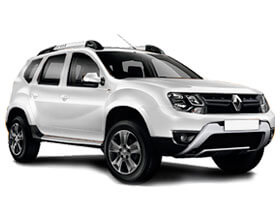 Rent Renault Duster in Baku