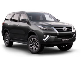 Rent Toyota Fortuner in Baku