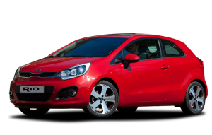 Rent a car Kia Rio in Baku