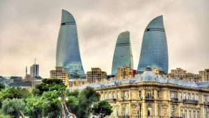 where to go in a rental car in Azerbaijan, sights worth seeing