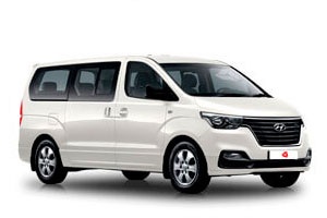 Rent a car Hyundai H1 in Baku