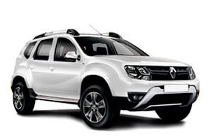Rent a car Renault Duster in Baku