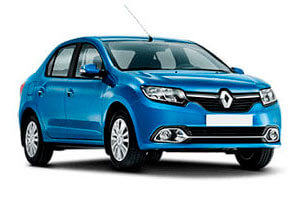 Rent a car Renault Logan in Baku