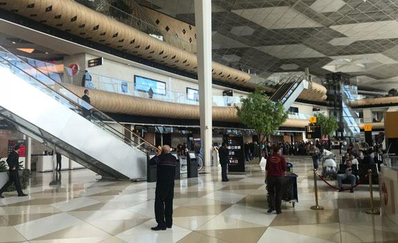 Baku Heydar Aliyev International Airport car rental