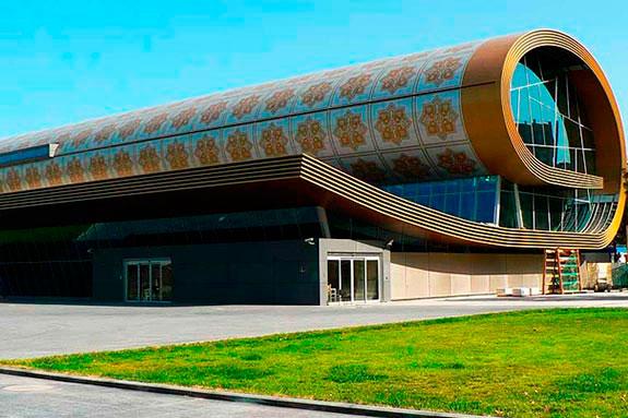 музей ковра, азербайджан
