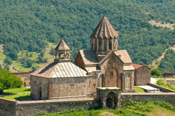 гандзасарский монастырь, азербайджан